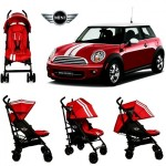 EASYWALKER - Mini Buggy Fireball Red