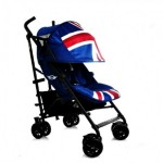 EASYWALKER - MINI BUGGY STROLLER UNION JACK CLASSIC