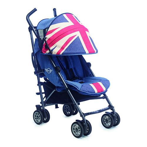 EASYWALKER - Mini Buggy 2016 Union Jack Vintage
