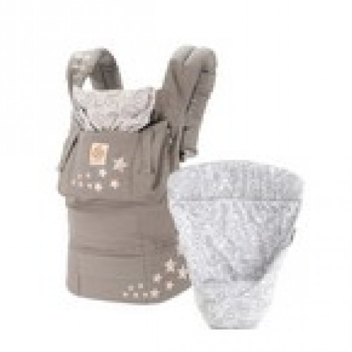 8ca77b3759a Ergobaby Original Collection  Bundle of Joy Galaxy Grey with Galaxy ...