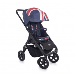 Easywalker Mini Stroller 2015 Union Jack