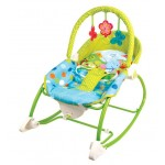 Fisher Price Rocker Green