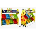Giraffe Toys Rack