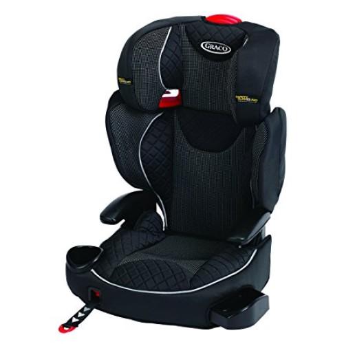 graco affix booster seat group 2 3 latch system stargazer. Black Bedroom Furniture Sets. Home Design Ideas