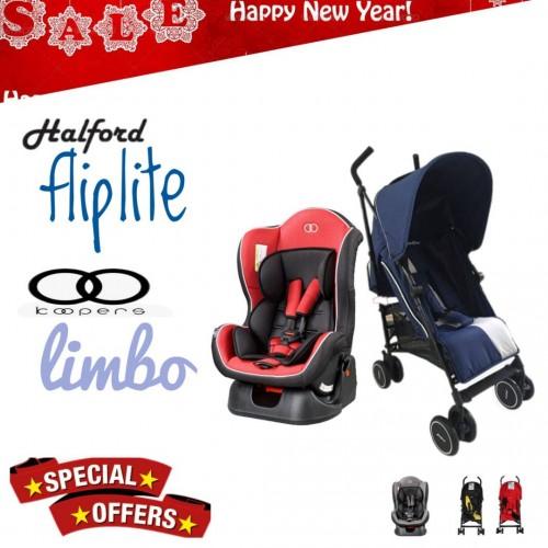 [NEW YEAR PROMO] HALFORD FLIPLITE AND KOOPERS LIMBO