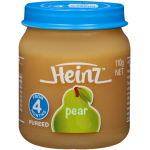 Heinz Pear Puree