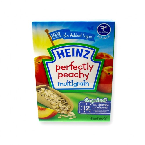 Heinz Farley's Perfectly Peachy Multigrain