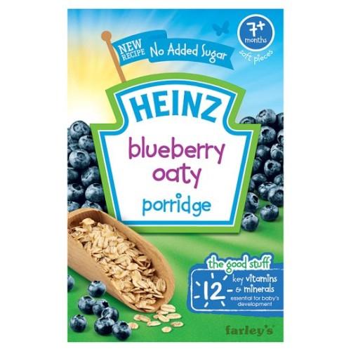Heinz Farley's Blueberry Oaty Porridge