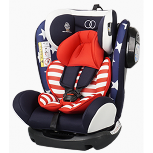 Koopers Lambada Car Seat Review