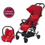 Maxi-Cosi Laika - Vivid Red & Cabriofix at RM330