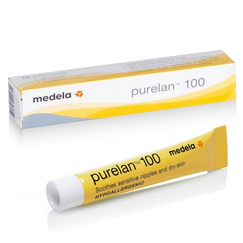 Medela PureLan 100 Nipple Cream Tube 7g