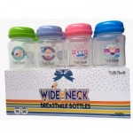Milk Planet Wide Neck Breast Milk Bottle