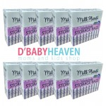 MILK PLANET Double Zip Lock Storage Breastmilk 12oz x 25pcs (10 BOXES)