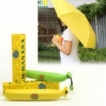 Banana Umbrella UV Protection Sun Rain Umbrella