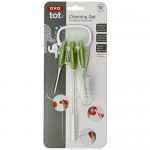 OXO Tot Cleaning Set For Straw & Sippy Cups