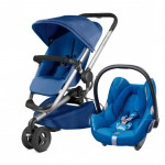 Quinny Buzz Xtra 3 - Blue Base and Maxi-Cosi CabrioFix