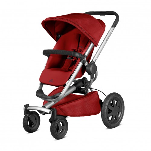 Quinny Buzz Xtra 4 - Red Rumour
