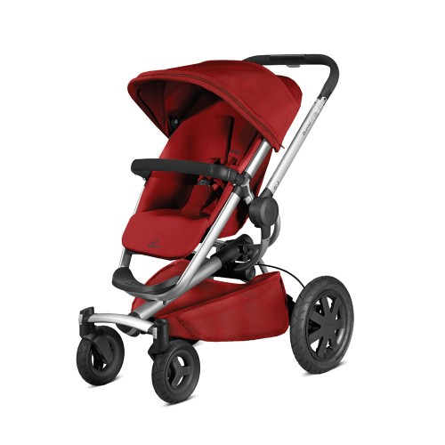Quinny Buzz Xtra 3 - Red Rumour