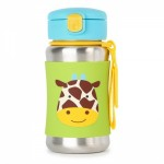SKIP HOP Zoo Stainless Steel Bottle Giraffe