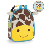 SKIP HOP Zoo Lunchie Insulated Kids Lunch Bag (Giraffe)