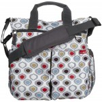 SKIP HOP Duo Signature Diaper Bag (Multi Pod) [2-3 DAYS]