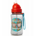 SKIP HOP Forget Me Not Straw Bottle (Spaces)