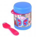 SKIP HOP Zoo Insulated Food Jar (Butterfly)