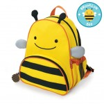 SKIP HOP Zoo Pack Little Kids Backpack (Bee)
