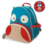 SKIP HOP Zoo Pack Little Kids Backpack (Owl)