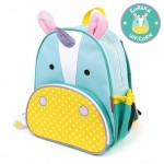 SKIP HOP Zoo Pack Little Kids Backpack (Unicorn)