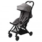 KOOPERS Tavo Stroller - Dark Grey