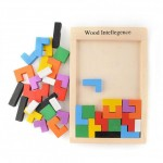 Wooden Intelligent Buidling Blocks