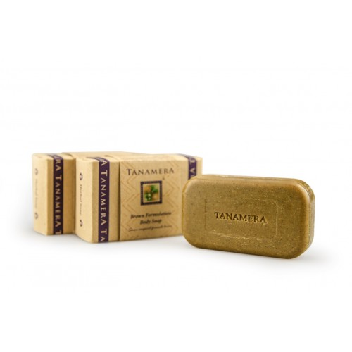 TANAMERA Brown Formulation Body Soap
