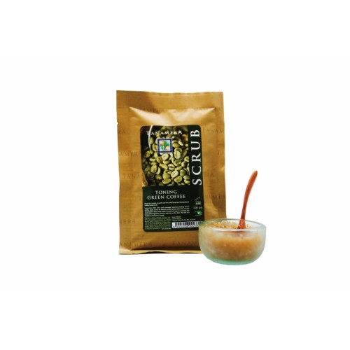 TANAMERA Toning Green Coffee Scrub Sachet