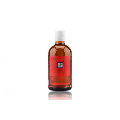TANAMERA Herbal Massage Oil (100ml)