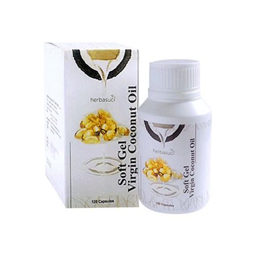 Herba Suci-Soft Gel Virgin Coconut Oil