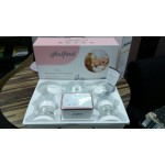 HALFORD Duo Rechargeable Electric Breastpump (latest edition: Pink Rose)