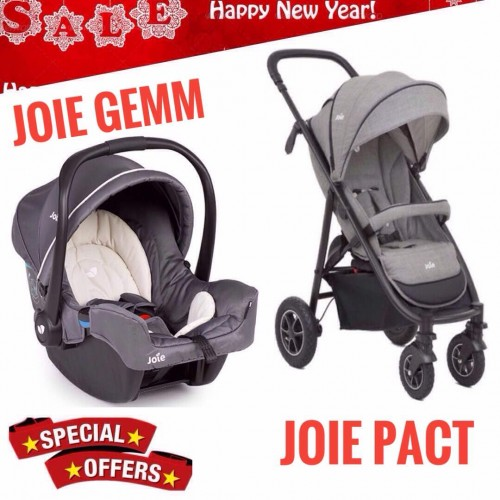 [NEW YEAR PROMO] JOIE PACT AND JOIE GEMM