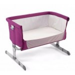 POUCH Portable Baby Bed - Purple