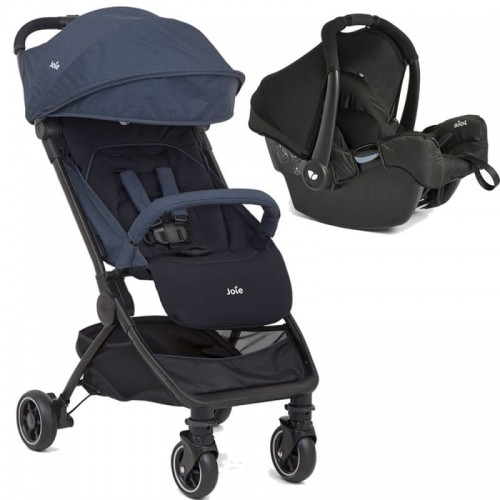 JOIE PACT TRAVEL SYSTEM NAVY BLUE