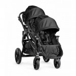 Baby Jogger City Select + 2nd Seat (Tandem stroller) - Black