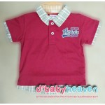 OKBB boy shirt (Red)
