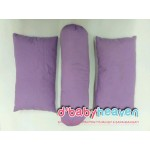 BABY BEDDING SET  (purple)