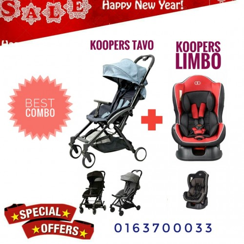 [NEW YEAR PROMO] KOOPERS TAVO AND KOOPERS LIMBO
