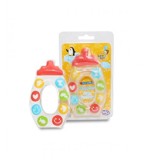 Bee Son Cool Gel Ring Teether