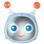BENBAT Oly Active Baby Car Mirror (Blue)