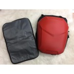 Big Hard Case Diaper Bag - Red