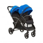 JOIE Evalite Duo Stroller - Blue Bird