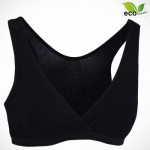 Autumnz - TILIA Bamboo Sleep Bra *w removable cup padding*(BLK)