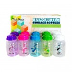 MILK PLANET Colourful Bottle 5oz (10pcs)